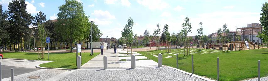 Revitalizovaný park 5