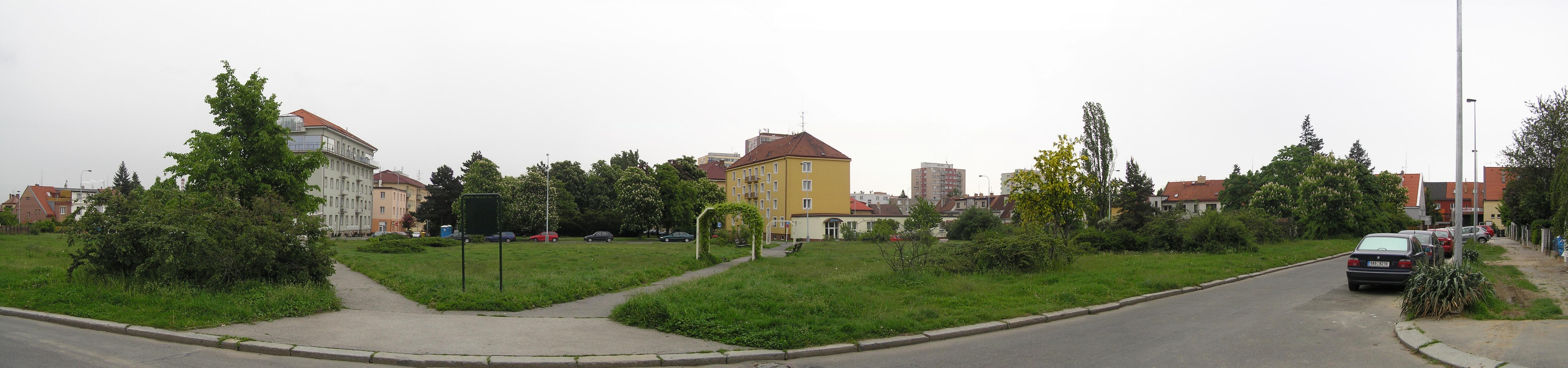 Revitalizovaný park 6