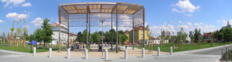 Revitalizovaný park 7